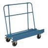 Chariot de Manutention Porte Panneaux - 500kg vue de 3/4 avant