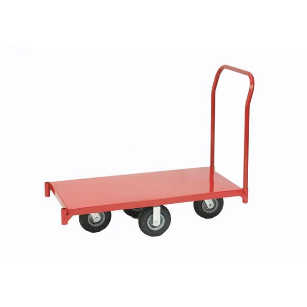 chariot de manutention plateau 152x76cm capacit 1200kg. Black Bedroom Furniture Sets. Home Design Ideas