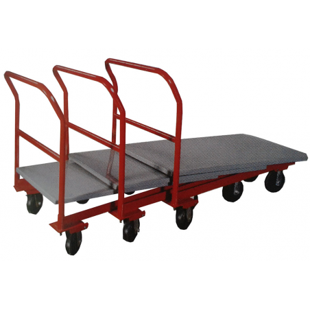 Chariot Emboitable - 1500 kg